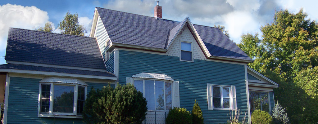Moderne Slate Synthetic Roof